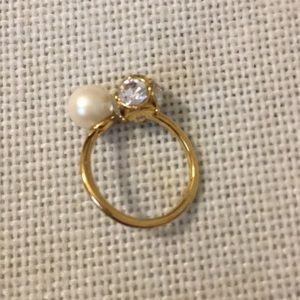Kate Spade lady marmalade ring
